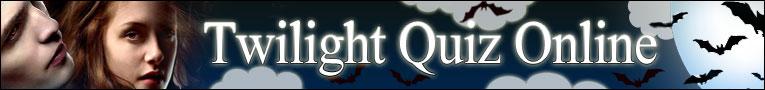 Twilight Quiz